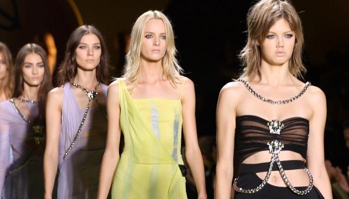 Milano Fashion Week: in passerella sfilano gli accessori in metallo