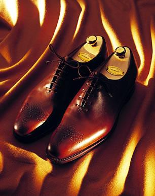 scarpe handmade accessori metallo