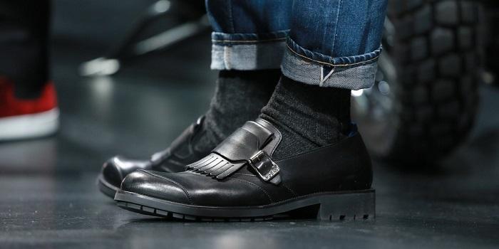 moda uomo produzioni metalliche