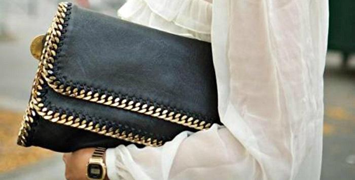 borsa catene accessori