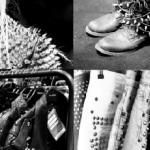 Appunti di moda: le borchie, dagli anni 70 ad oggi