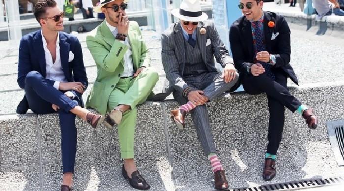 Scarpe da uomo: stili e tendenze del 2015